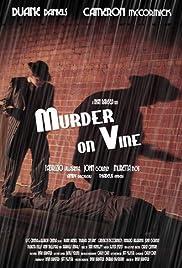 Murder on Vine Poster