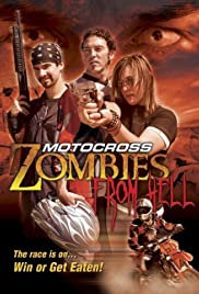 Motocross Zombies from Hell Poster
