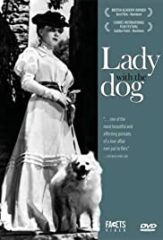 The Lady with the Dog (1960) Poster - Movie Forum, Cast, Reviews
