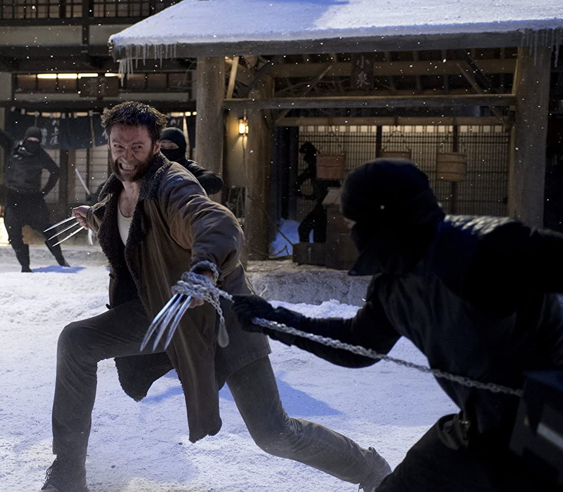 Hugh Jackman in The Wolverine (2013)