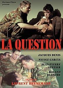 Watch online old movie La question [h.264]