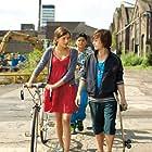 Nick Romeo Reimann, Leonie Tepe, and Javidan Imani in Vorstadtkrokodile 3 (2011)