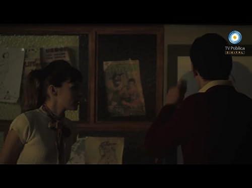 "Paula Reca in ""German, Ultimas Vinetas"". TV Series"