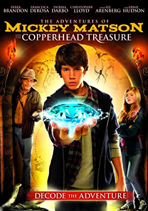 The Adventures of Mickey Matson and the Copperhead Treasure 2015 13