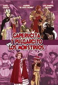 Caperucita y Pulgarcito contra los monstruos (1965) Poster - Movie Forum, Cast, Reviews