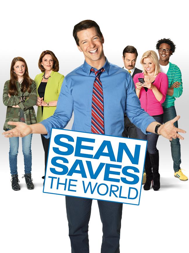 دانلود زیرنویس فارسی سریال Sean Saves the World