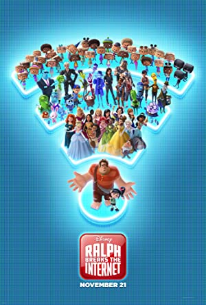 Ralph Breaks the Internet Movie Watch Online Free