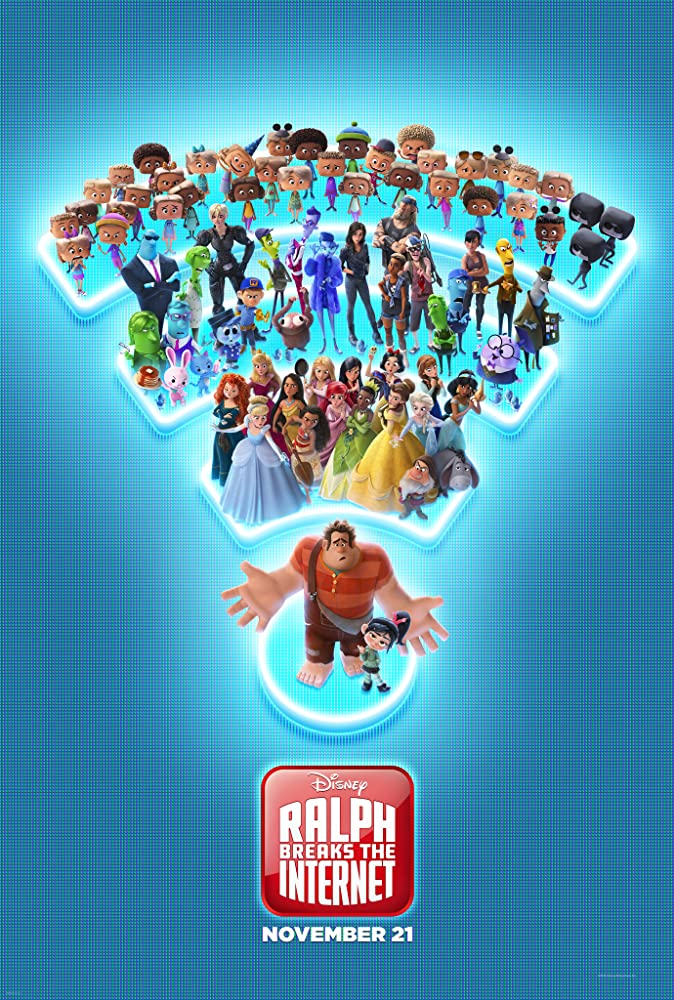 Ulasan Ralph Breaks the Internet: Metafora Kreatif