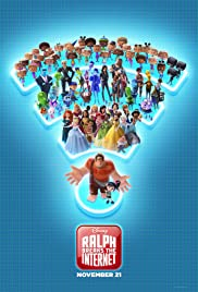 Ralph Breaks the Internet (2018) Poster - Movie Forum, Cast, Reviews