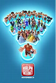Download Ralph Breaks the Internet (2018) Movie