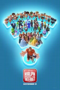 Top 10 free downloading sites movies Ralph Breaks the Internet [640x320]