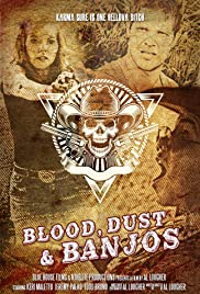 Blood, Dust and Banjos Poster