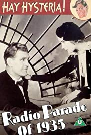 Radio Parade of 1935 Poster