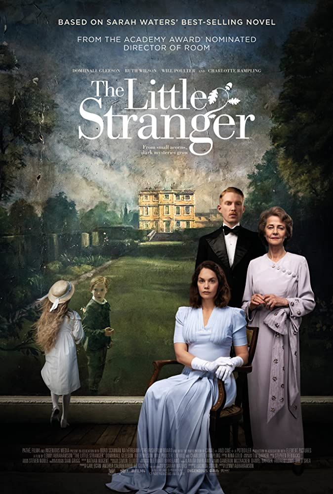 The Little Stranger 2018 Hindi ORG Dual Audio 720p BluRay ESub 1GB x264 AAC