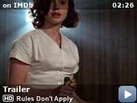 Rules Don T Apply 2016 Imdb