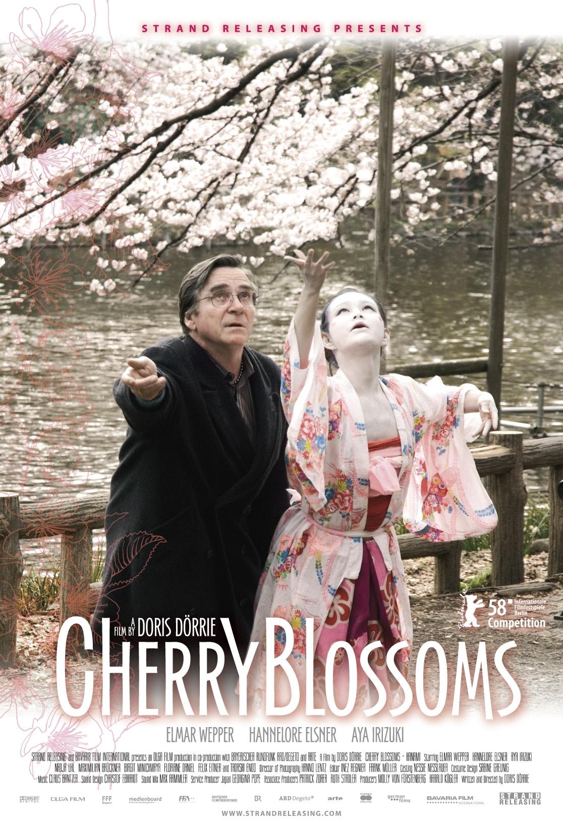 Resultado de imagen para cerezos en la flor 2008 poster