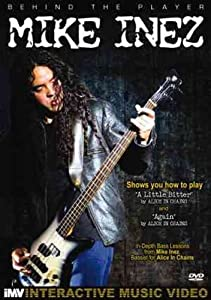 Behind the Player: Mike Inez by none