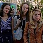 Emma Dumont, Bailey De Young, and Julia Goldani Telles in Bunheads (2012)