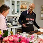 Damon Wayans and Kevin Rahm in Lethal Weapon (2016)