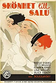 Beauty for Sale Poster