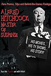 Alfred Hitchcock: Master of Suspense Poster