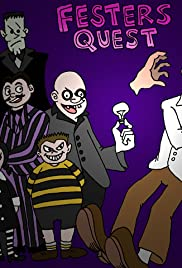 Fester's Quest Poster