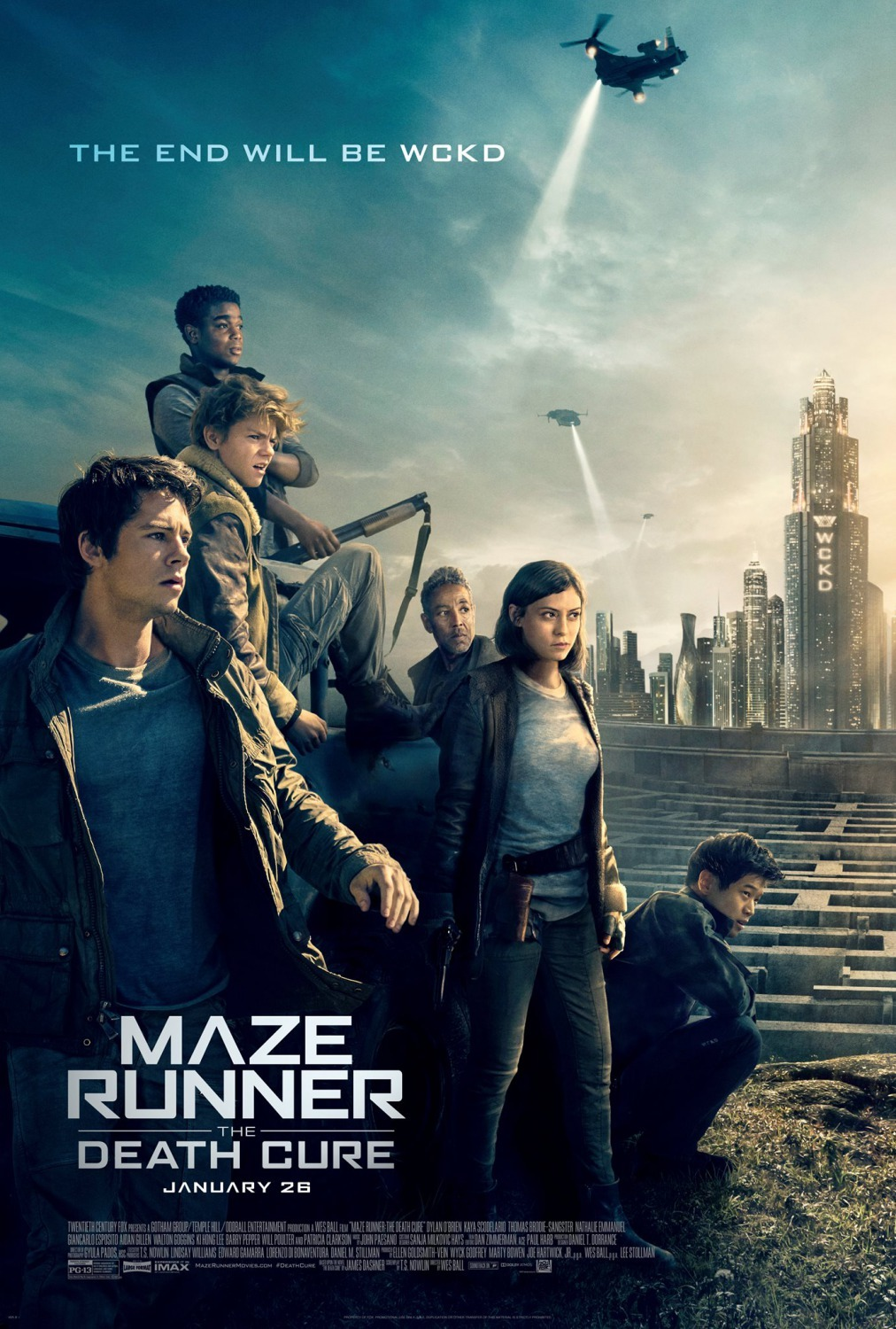 The Maze Runner: Death Cure 2018 66
