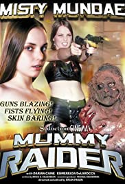 Mummy Raider Poster