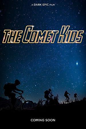 The Comet Kids Poster