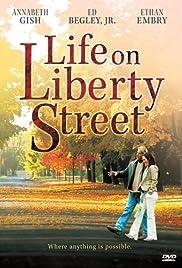Life on Liberty Street Poster
