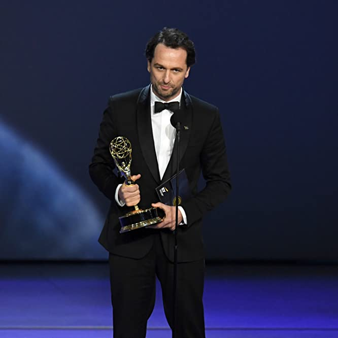 Matthew Rhys at an event for The 70th Primetime Emmy Awards (2018)