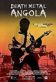 Death Metal Angola Poster