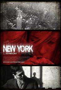 Primary photo for New York November