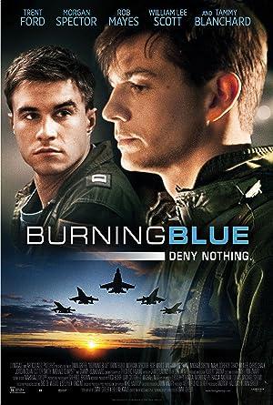 Permalink to Movie Burning Blue (2013)