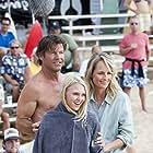 Helen Hunt, Dennis Quaid, and AnnaSophia Robb in Soul Surfer (2011)