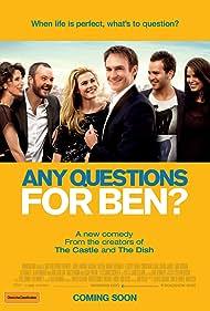 Josh Lawson, Rachael Taylor, Jodi Gordon, Felicity Ward, Christian Clark, Daniel Henshall, and Sean McIntyre in Any Questions for Ben? (2012)