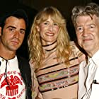 David Lynch, Laura Dern, and Justin Theroux at an event for Inland Empire (2006)