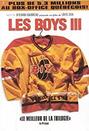 Les Boys III Poster
