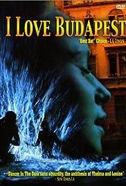 I Love Budapest Poster