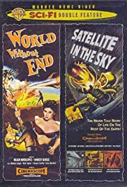 Satellite in the Sky(1956) Poster - Movie Forum, Cast, Reviews