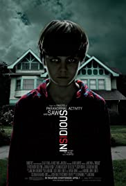 Insidious (2010) Poster - Movie Forum, Cast, Reviews