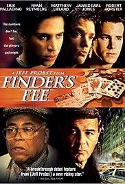 Finder's Fee Poster