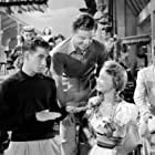 Jane Powell and Scotty Beckett in Nancy Goes to Rio (1950)