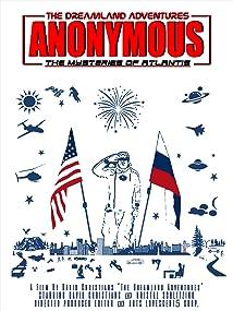 Anonymous Vol. 1 - The Dreamland Adventures the Mysteries of Atlantis (2020)