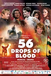 56 Drops of Blood Poster