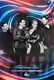 View American Idol - Season 16 (2018) TV Series poster on Ganool