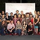 """""""Lil Tokyo Reporter"""" DVD Launch Party - Aug. 29, 2013, LA Center Studios (photo by Steven Lam)"""