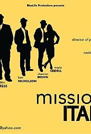 Mission Italian Poster