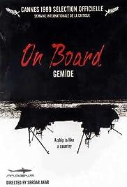 Gemide(1998) Poster - Movie Forum, Cast, Reviews