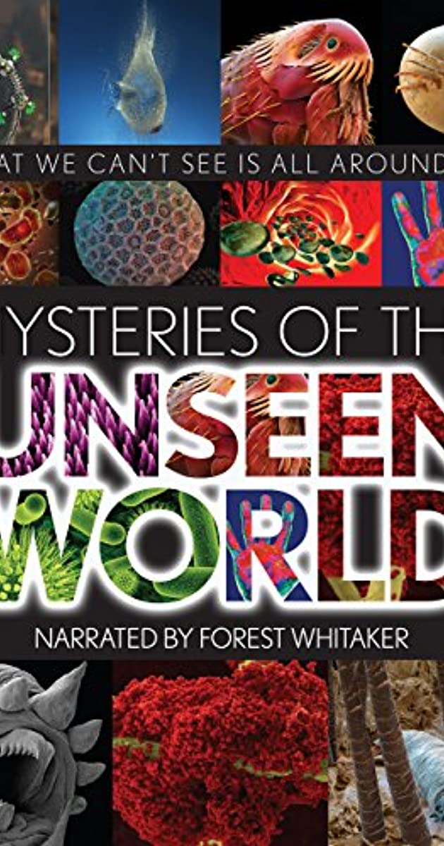 Subtitle of Mysteries of the Unseen World